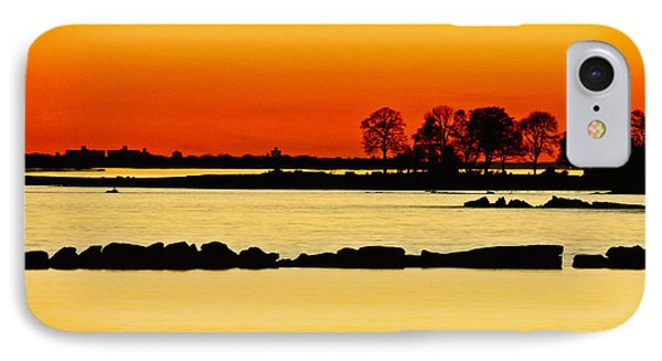 Ocean Beach Sunset IPhone Case