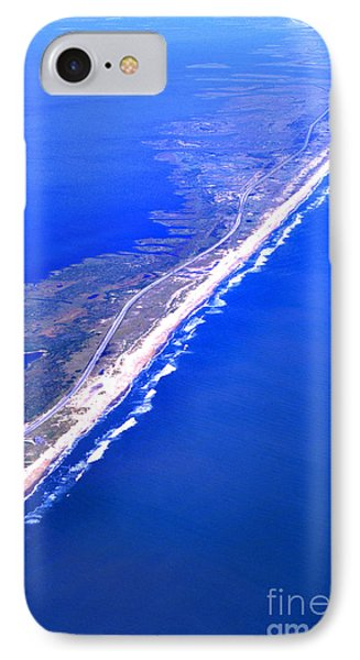 Outer Banks Aerial Phone Case by Thomas R Fletcher