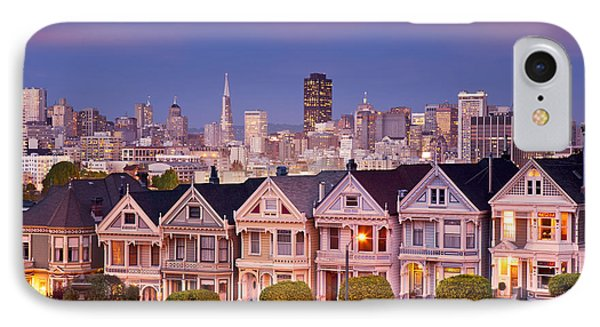 Painted Ladies Phone Case by Brian Jannsen