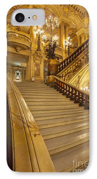 Palais Garnier Interior Phone Case by Brian Jannsen