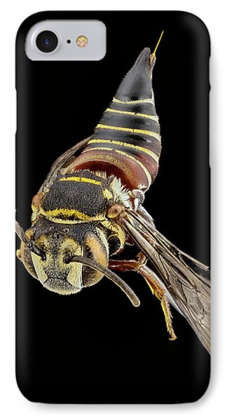 Parasitic Bee IPhone Case