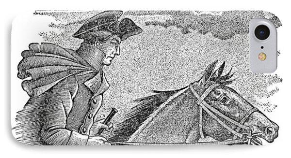 Paul Reveres Ride Phone Case by Granger