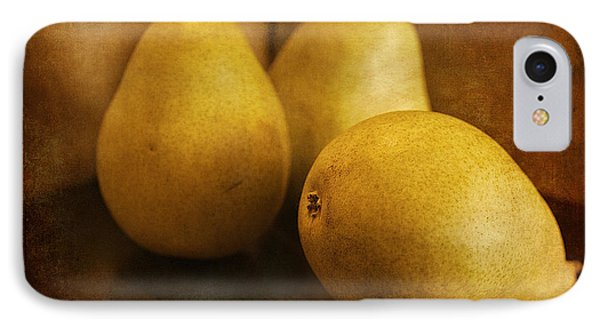 Pears IPhone Case by Maria Angelica Maira