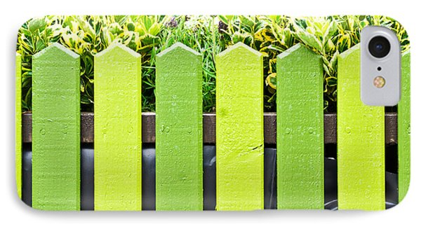 Picket Fence Phone Case by Tom Gowanlock