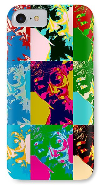 Pop Art Statue IPhone Case by Tommytechno Sweden