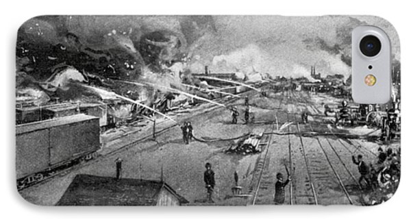 Pullman Strike, 1894 IPhone Case