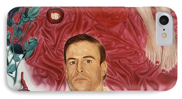 Red Obsession IPhone Case