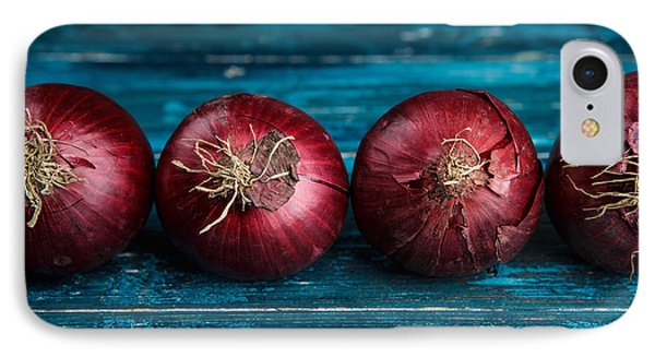 Red Onions IPhone 7 Case