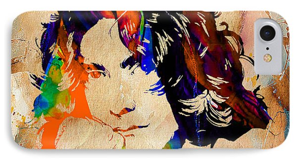 Robert Plant Collection IPhone Case by Marvin Blaine