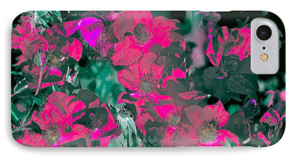 Rose 72 IPhone Case by Pamela Cooper