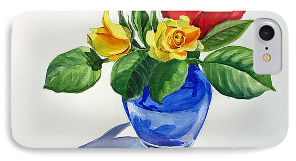Roses IPhone Case by Irina Sztukowski
