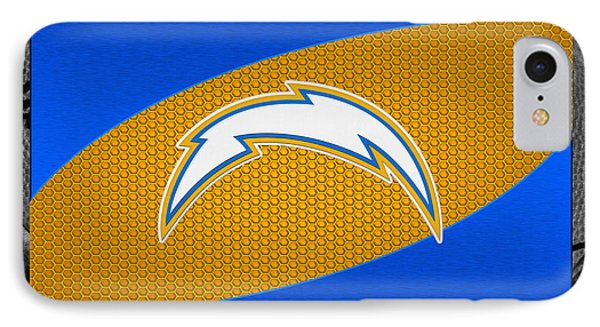 San Diego Chargers Phone Case by Joe Hamilton