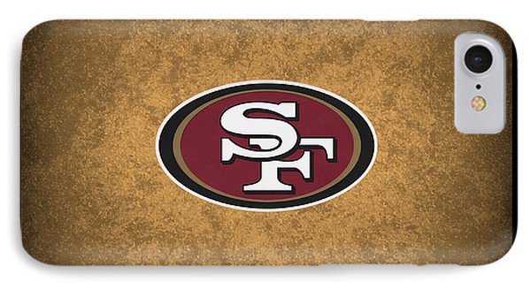San Francisco 49ers Phone Case by Joe Hamilton