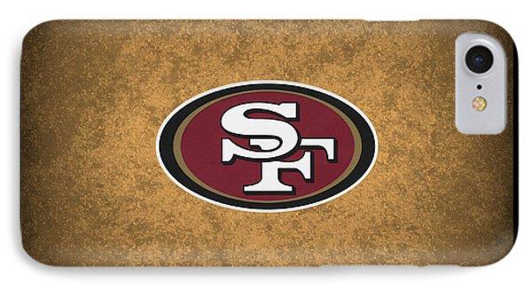 San Francisco 49ers IPhone Case by Joe Hamilton