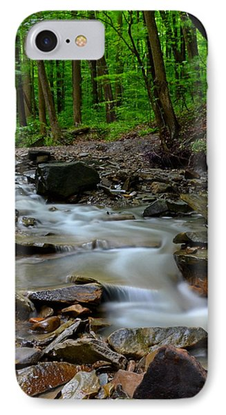 Serenity Phone Case by Frozen in Time Fine Art Photography