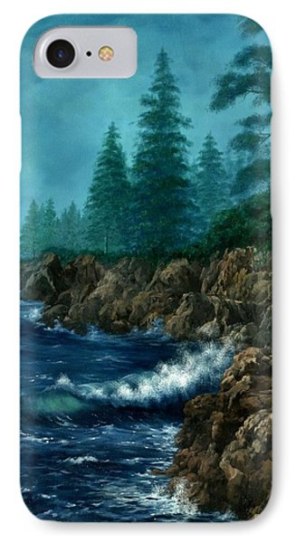 IPhone Case featuring the painting Solitude by Lynne Wright