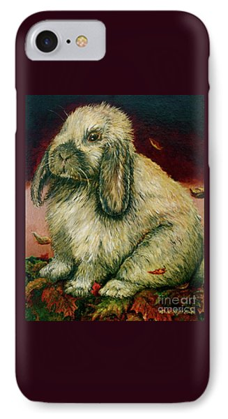 Some Bunny Is A Honey IPhone Case by Linda Simon