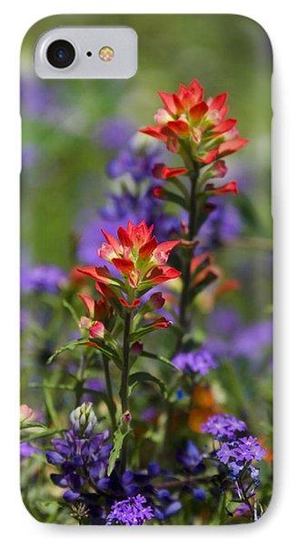 Spring Flowers  Phone Case by Saija  Lehtonen