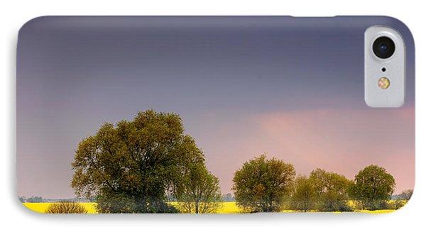Spring Landscape Phone Case by Michal Bednarek