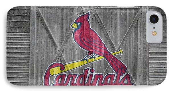St Louis Cardinals Phone Case by Joe Hamilton