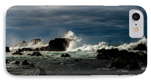Stormy Seas And Skies  IPhone Case