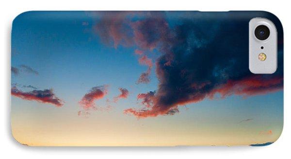 Sunset On Kaanapali Maui Hawaii Usa IPhone Case