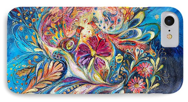 The Flowers Of Sea Phone Case by Elena Kotliarker