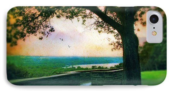 The Overlook IPhone Case by Jessica Jenney