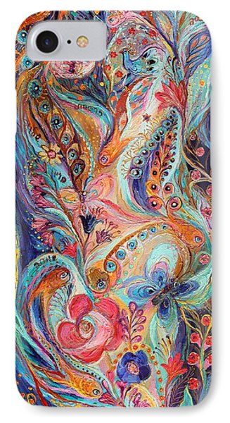 The Sea Song IPhone Case by Elena Kotliarker