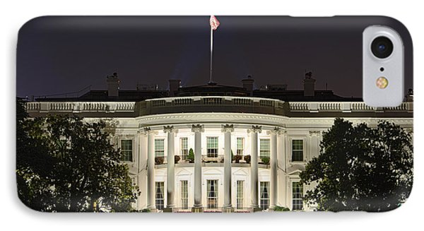 The White House Phone Case by John Greim