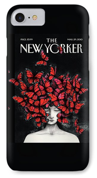 New Yorker March 29th, 2010 IPhone Case