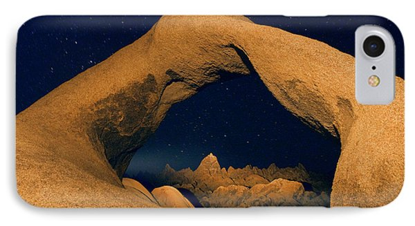 Usa, California, Alabama Hills IPhone Case by Jaynes Gallery
