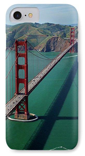 Usa, California, San Francisco, Golden IPhone Case