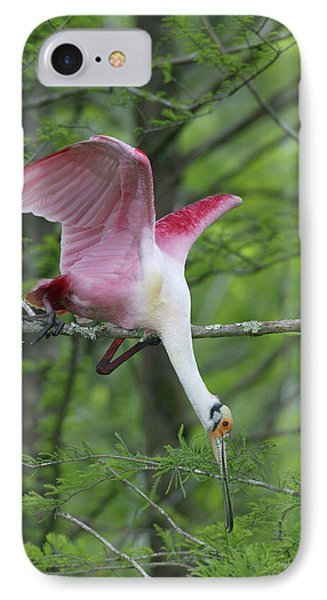 Usa, Louisiana, Lake Martin IPhone 7 Case by Jaynes Gallery