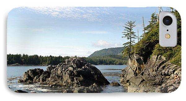 Vancouver Island, Clayoquot Sound IPhone Case by Matt Freedman