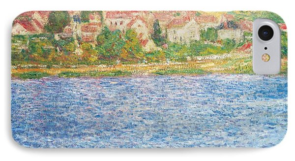 Vetheuil IPhone Case by Claude Monet