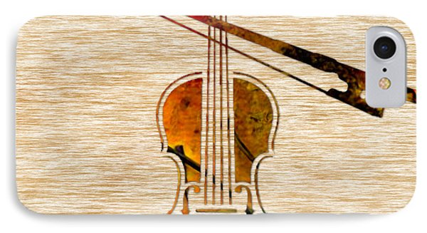 Violin And Bow IPhone 7 Case