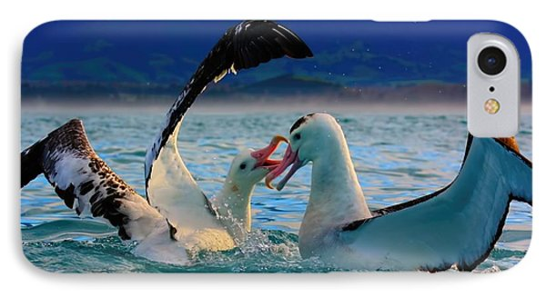 Wandering Albatross IPhone Case