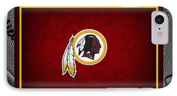 Washington Redskins IPhone Case by Joe Hamilton