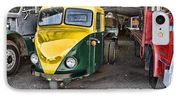3 Wheeler Truck Phone Case by Douglas Barnard