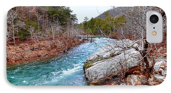 IPhone Case featuring the photograph White's Creek by Paul Mashburn
