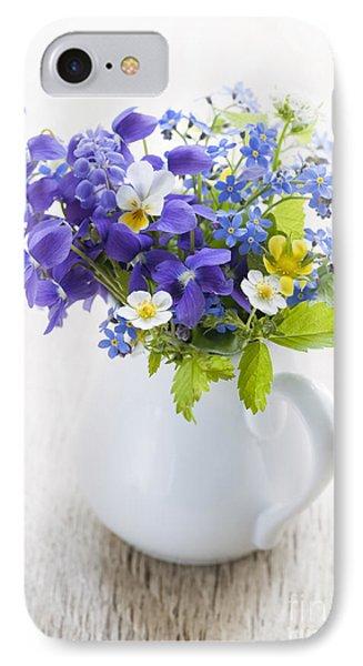 Wildflower Bouquet IPhone Case by Elena Elisseeva