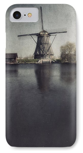 Windmill  Phone Case by Joana Kruse