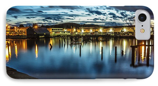 30 Sec Of The Blue Hour IPhone Case by Tony Locke