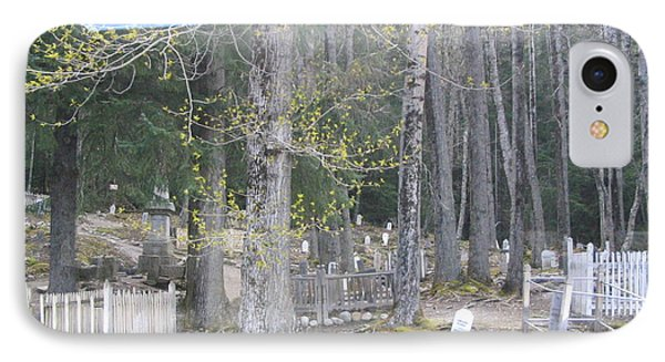 300yr Cemetery IPhone Case by Brian Williamson