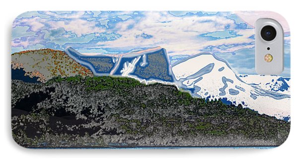 Norway  Landscape IPhone Case by Augusta Stylianou