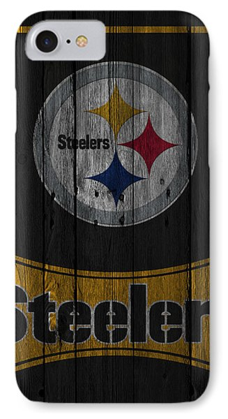 Pittsburgh Steelers IPhone Case by Joe Hamilton