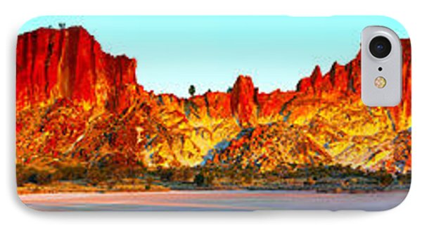 Rainbow Valley IPhone Case