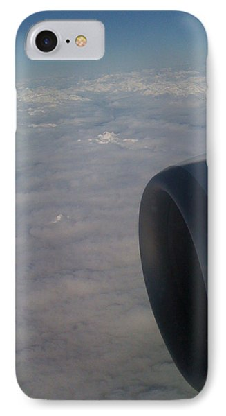 33000 Feet IPhone Case by Mark Alan Perry