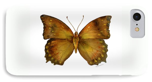 34 Charaxes Butterfly IPhone Case